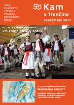KAM v Trenčíne - september 2011