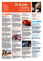 KAM v Trenčíne - september 2012