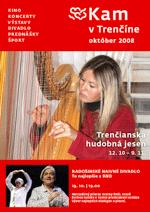 KAM v Trenčíne - október 2008