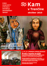 KAM v Trenčíne - október 2010