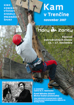 KAM v Trenčíne - november 2007