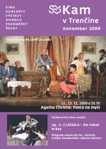 KAM v Trenčíne - november 2009