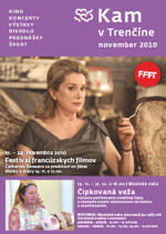 KAM v Trenčíne - november 2010