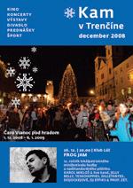 KAM v Trenčíne - december 2008
