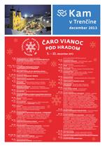 KAM v Trenčíne - december 2013