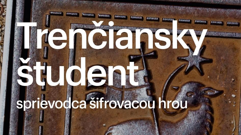 Sifrovacia hra Trenciansky student