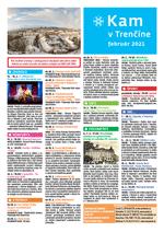 KAM v Trenčíne - február 2021
