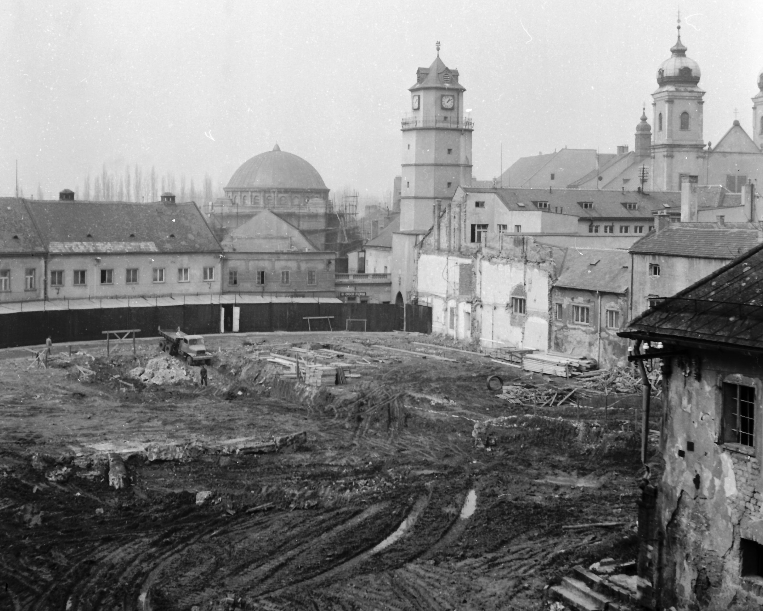 15. All the rubble had been removed by March 1975.