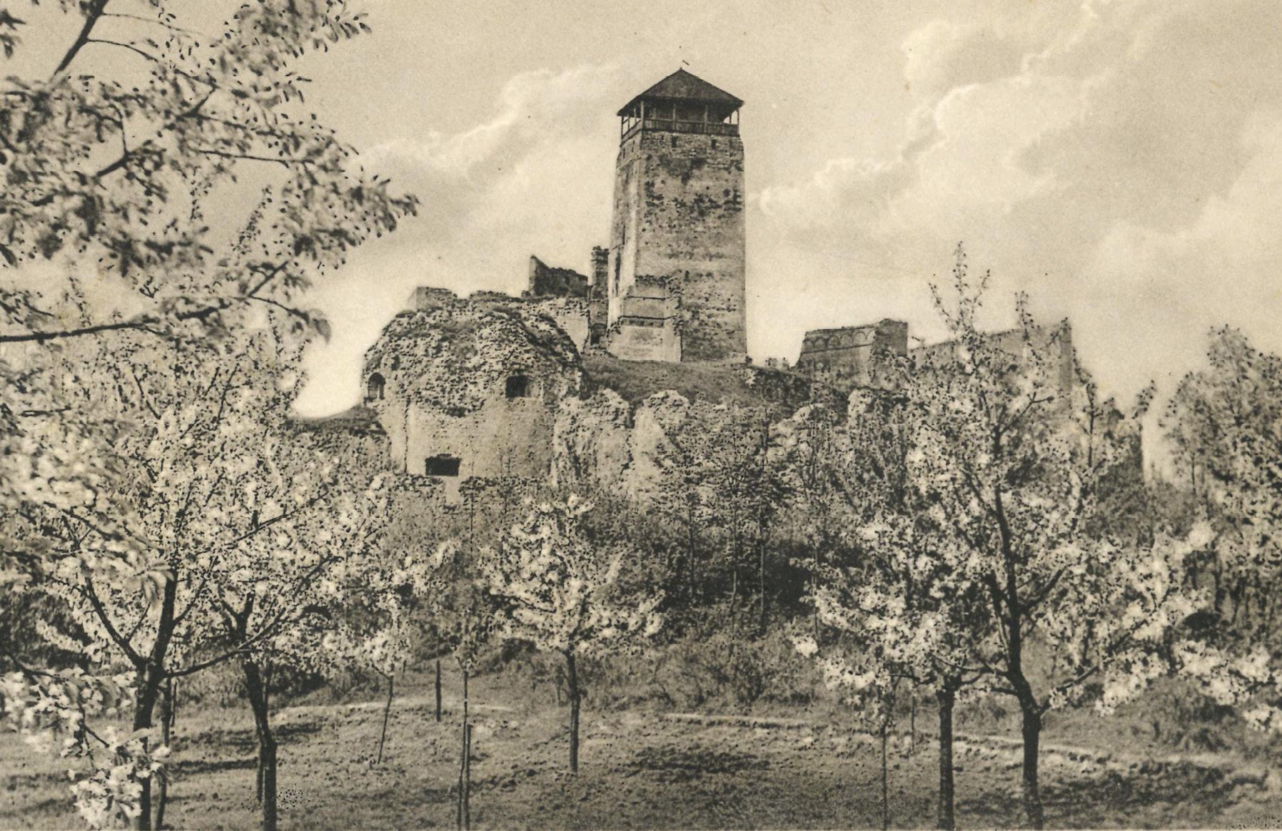 Pohľadnica z 30. rokov minulého storočia
