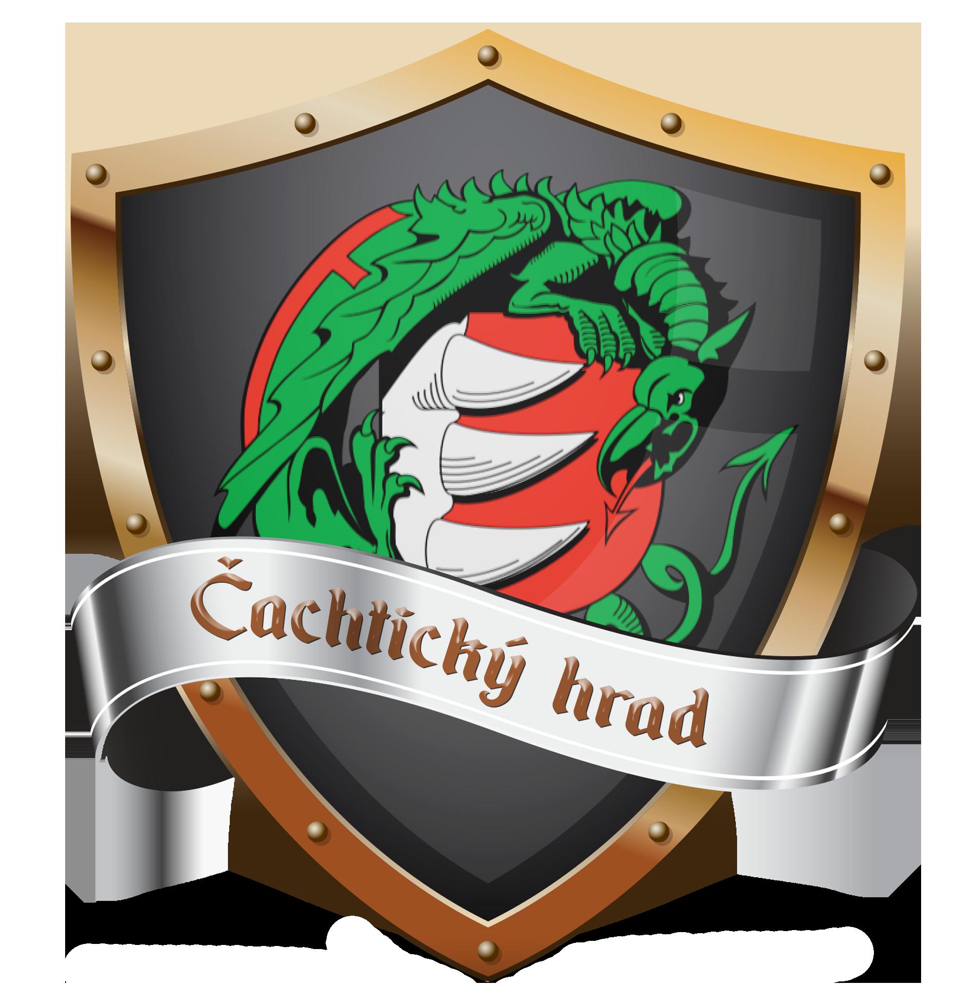 Cachticky hrad - logo