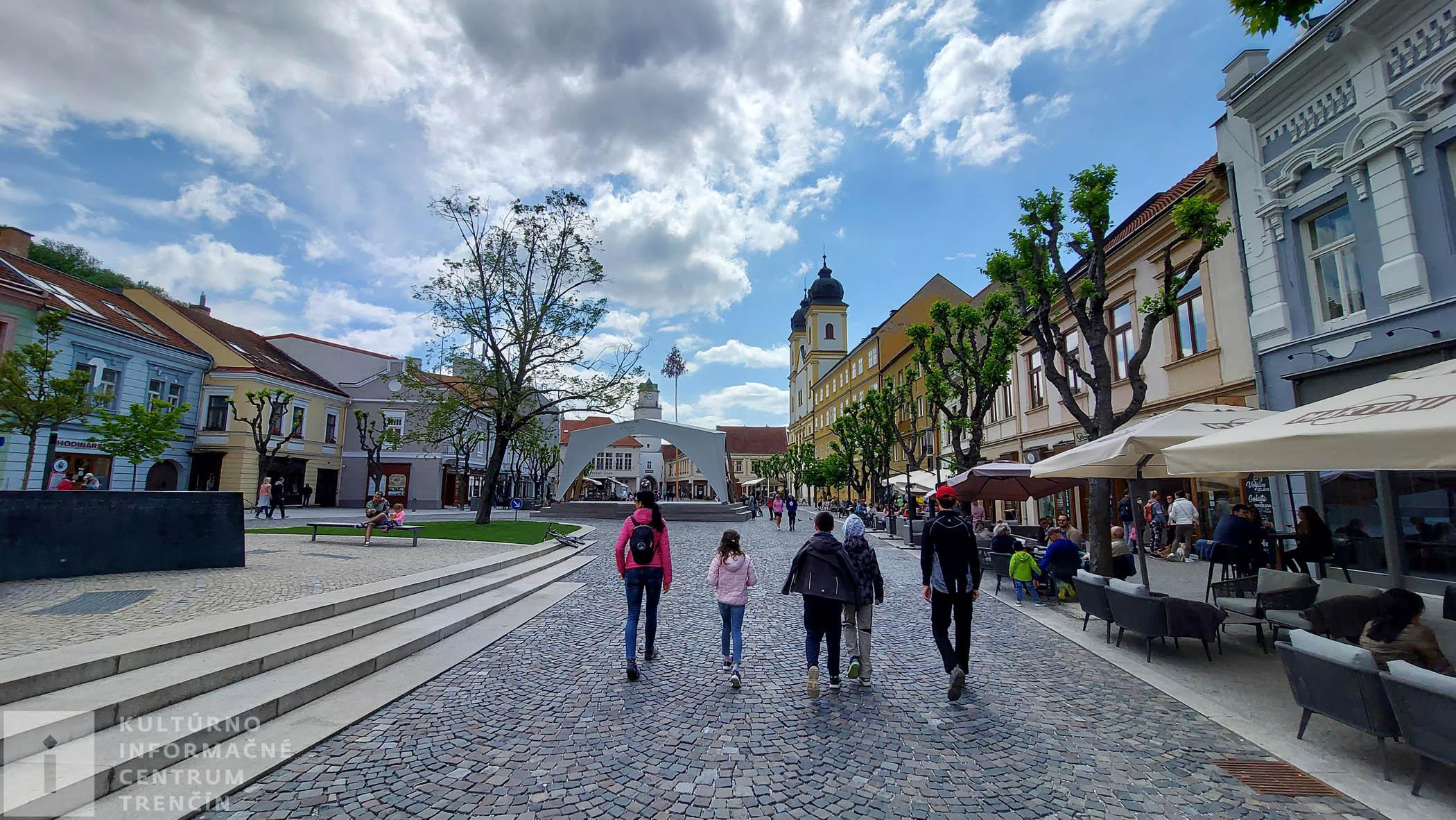 Centrum mesta