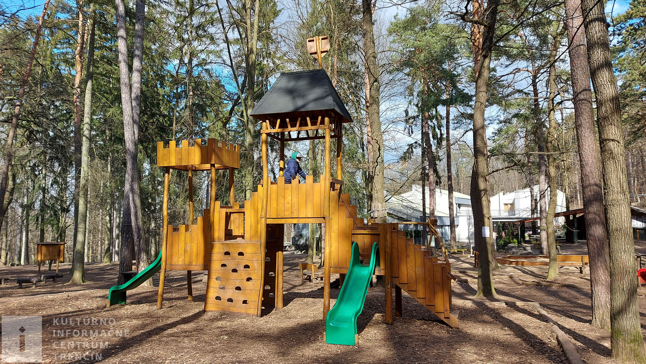 Detské ihrisko na Brezine