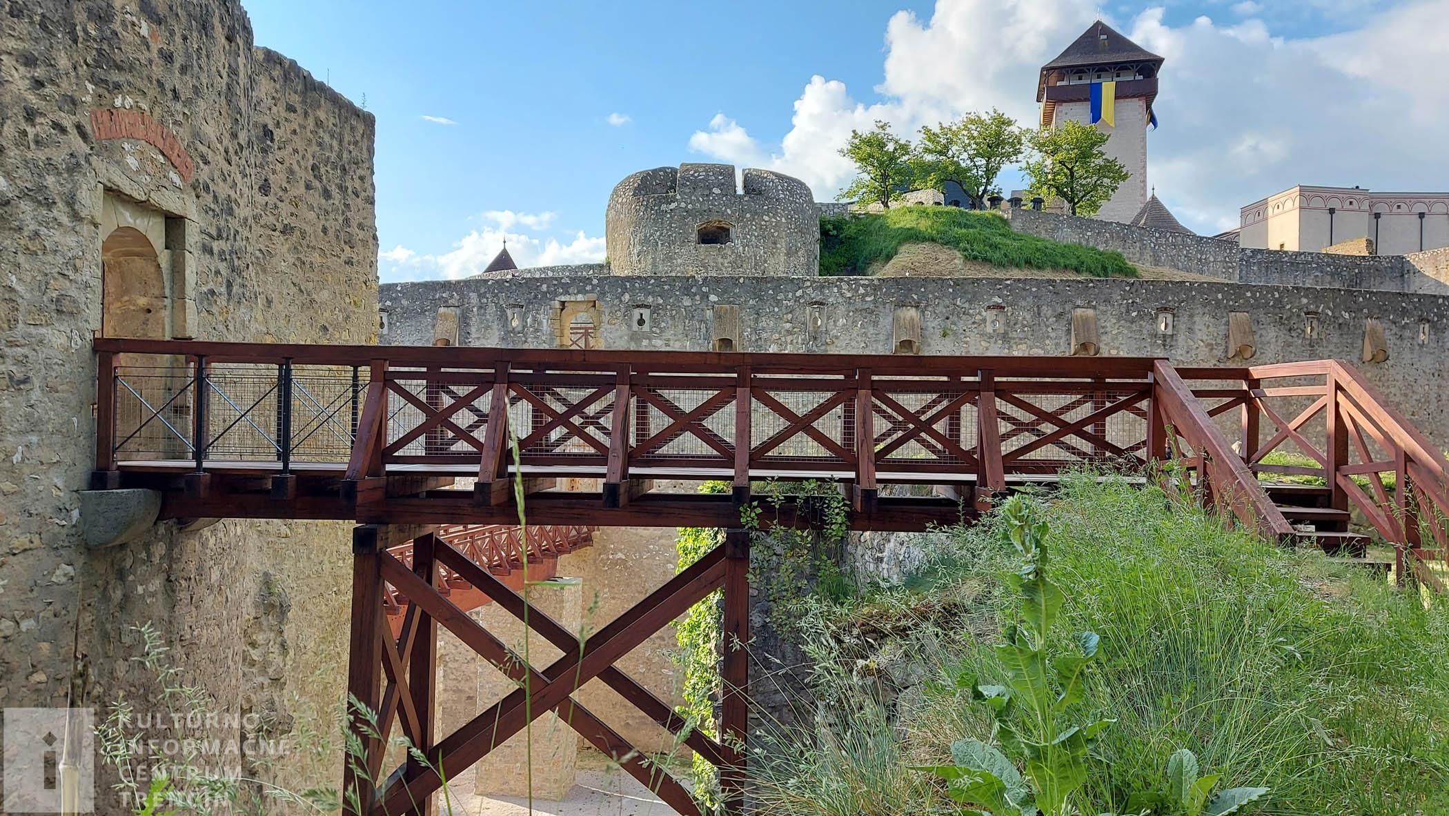 Hrad z južnej strany