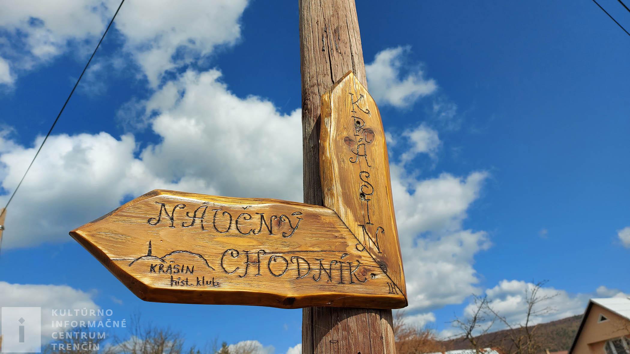Označenie trasy