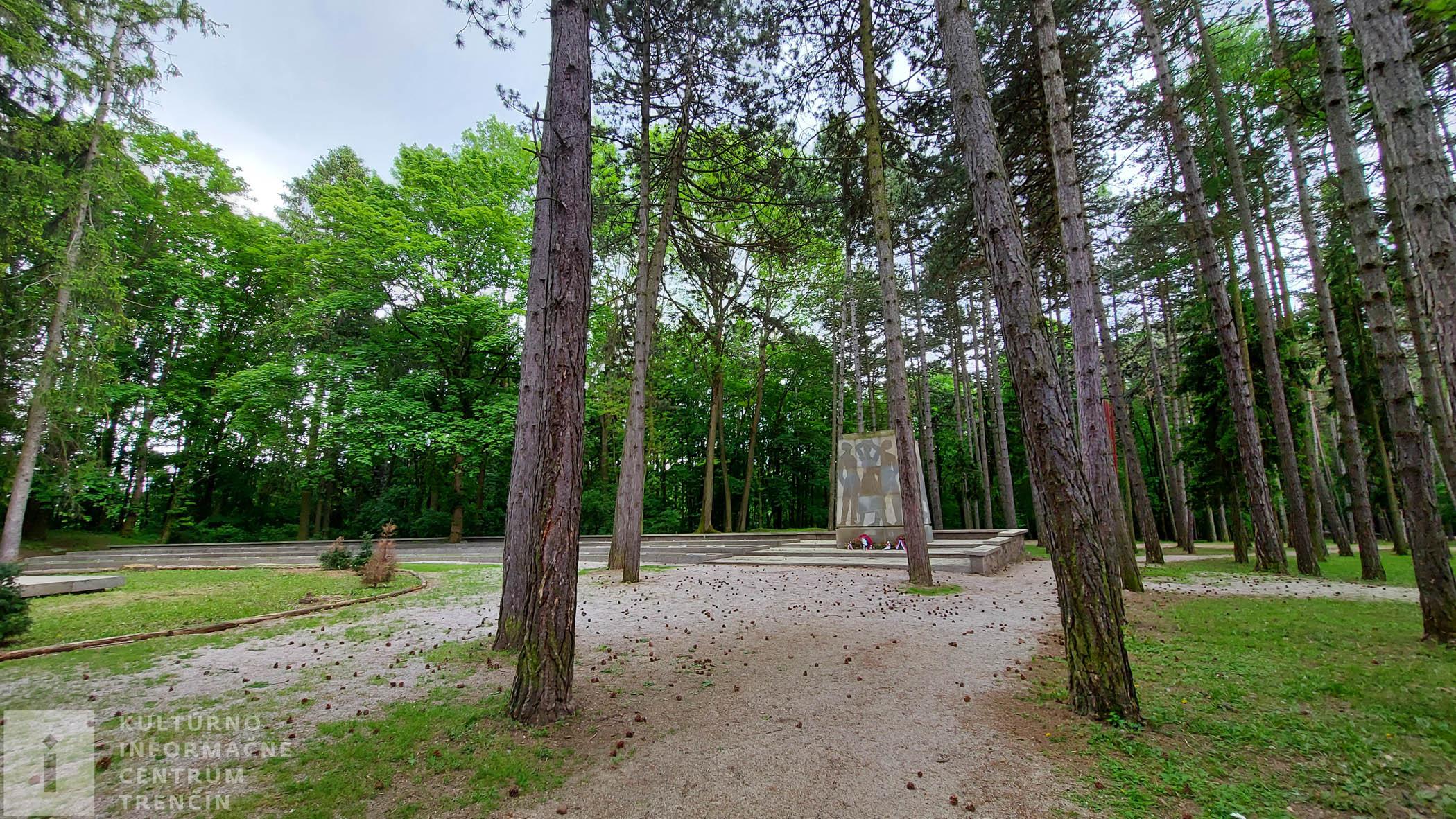 Pamätník na Brezine